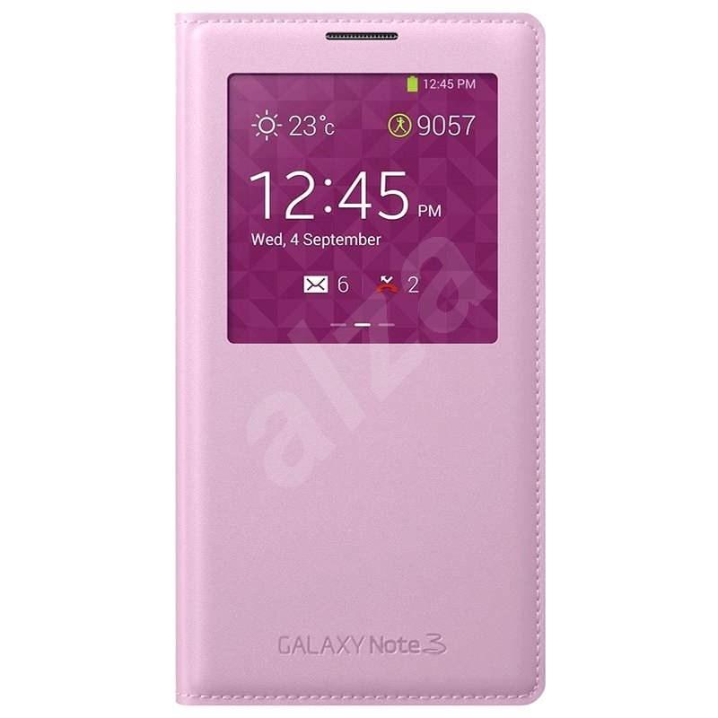 Samsung EF-CN900BI (Pink) - Puzdro na mobil