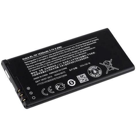 Nokia BL-5H 1830 mAh Li-Ion (Bulk) - Batéria do mobilu