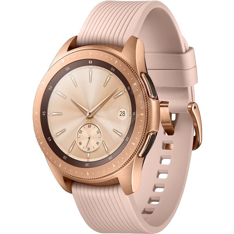 Samsung Galaxy Watch 42 mm Rose-gold - Smart hodinky