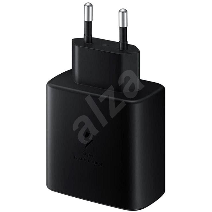 Samsung Nabíjačka s podporou rýchleho nabíjania (45 W) čierna - Nabíjačka do siete