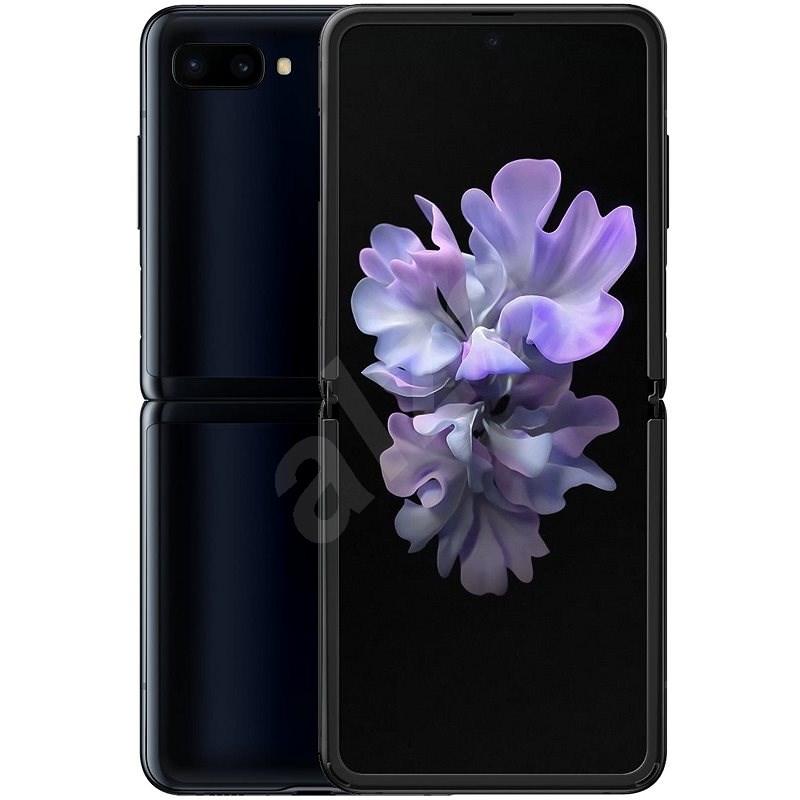Samsung Galaxy Z Flip čierny - Mobilný telefón