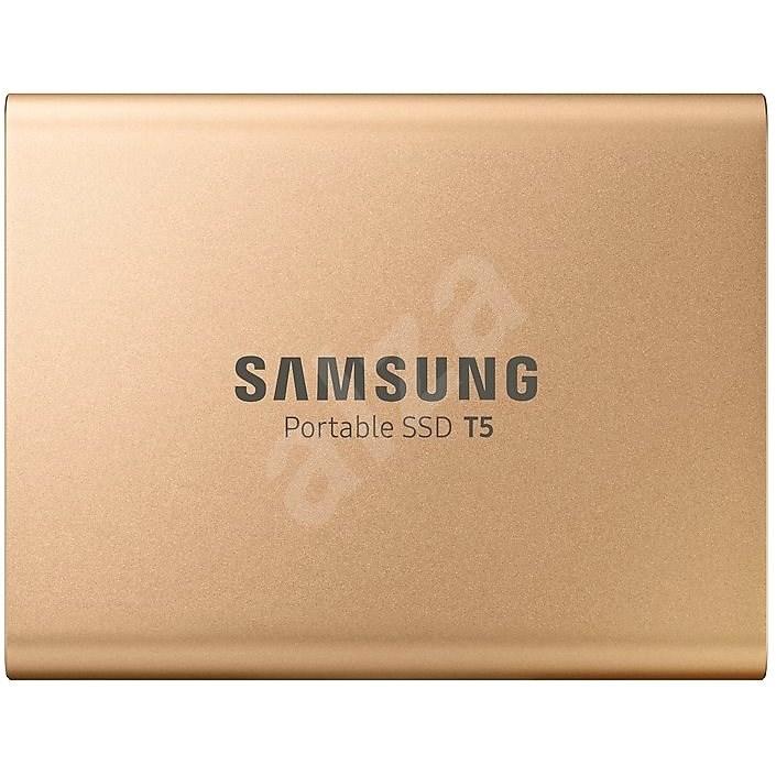 Samsung SSD T5 1TB Zlatý - Externý disk