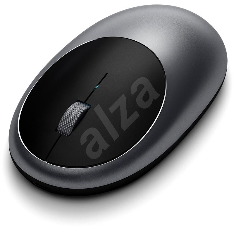 Satechi M1 Bluetooth Wireless Mouse – Space Gray - Myš