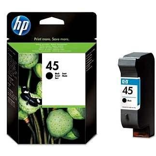HP 51645A č. 45 čierna - Cartridge