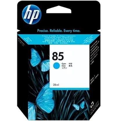 HP C9425A č. 85 azúrová - Cartridge