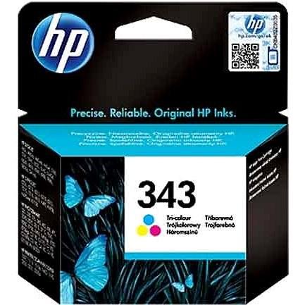 HP C8766EE č. 343 farebná - Cartridge