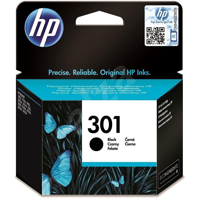 HP CH561EE č. 301 čierna - Cartridge