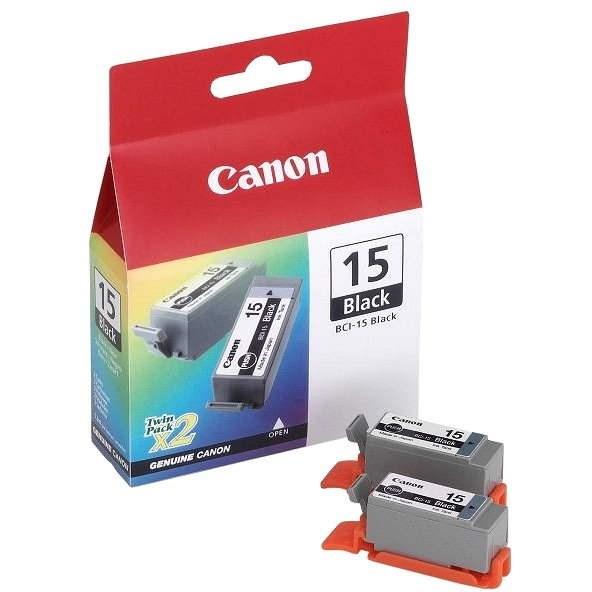 Canon BCI15B čierna - Cartridge