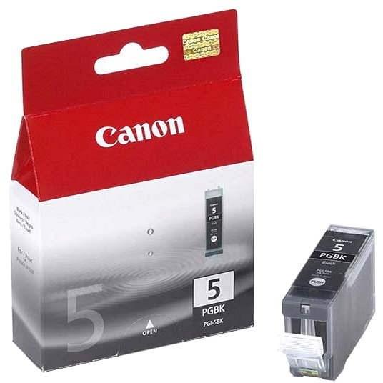 Canon PGI-5BK čierna - Cartridge