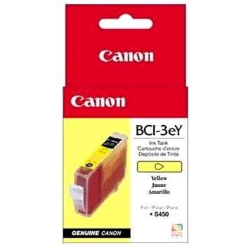 Canon BCI-3eY žltá - Cartridge