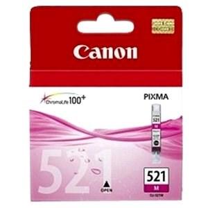 Canon CLI-521M červená - Cartridge