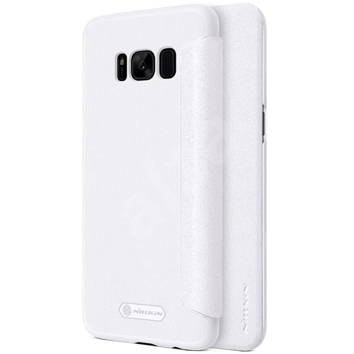 Nillkin Sparkle Folio White pro Samsung G950 Galaxy S8 - Puzdro na mobil