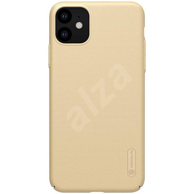 Nillkin Frosted zadný kryt pre Apple iPhone 11 gold - Kryt na mobil