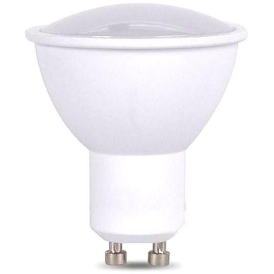 Solight LED žiarovka bodová GU10 5 W 3000 K - LED žiarovka