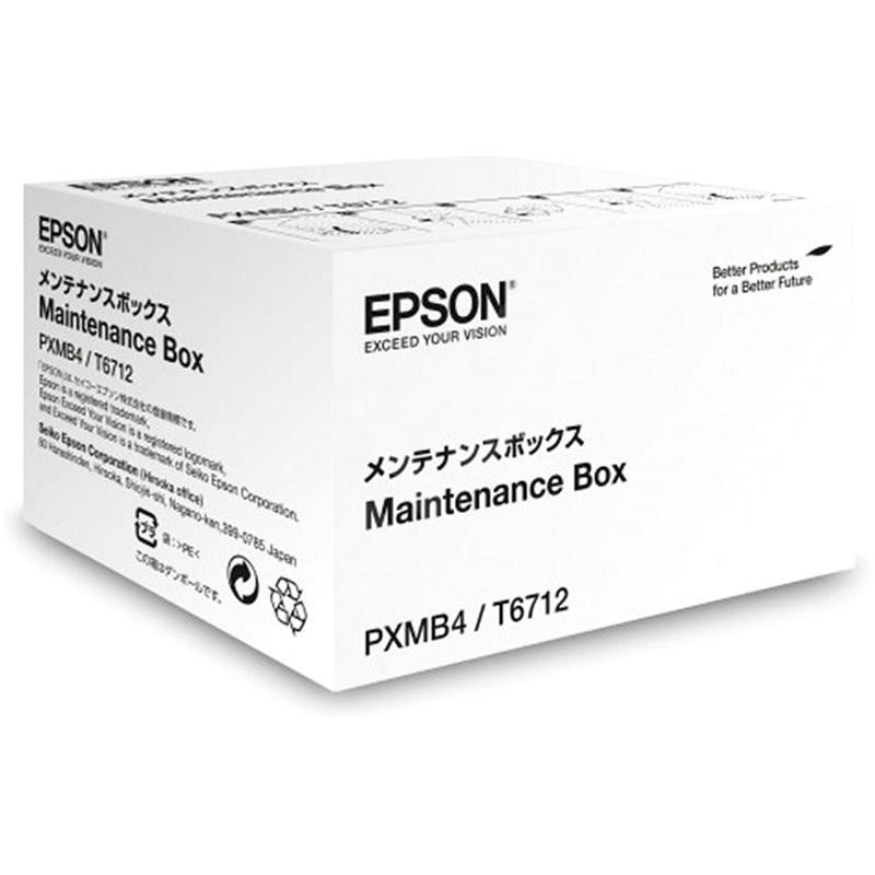 Epson T6712 - Odpadová nádobka