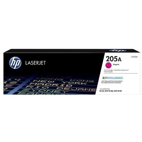 HP CF533A č. 205A purpurový - Toner