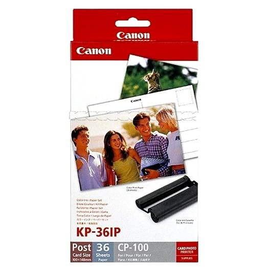 Canon KP-36IP - Papiere a fólie