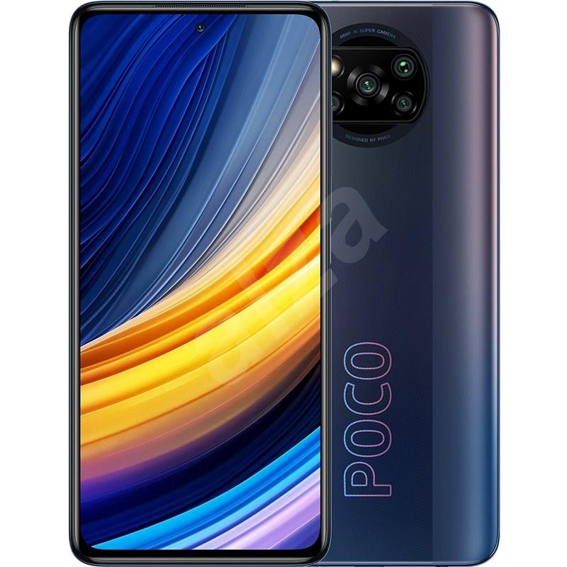 POCO X3 Pro 256 GB gradientná čierna - Mobilný telefón
