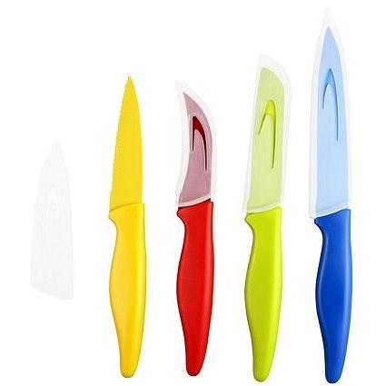 SOVIO sada 4 kuchynských nožov SV-N04 - Sada nožov