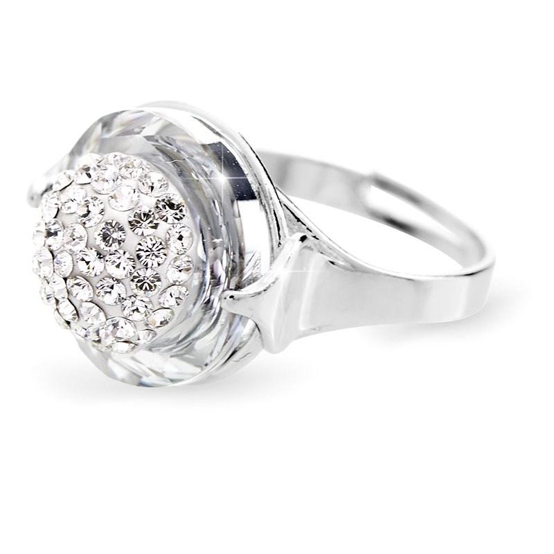 JSB Bijoux Silver 92700309 (925/1000, 4,12 g) - Prsteň