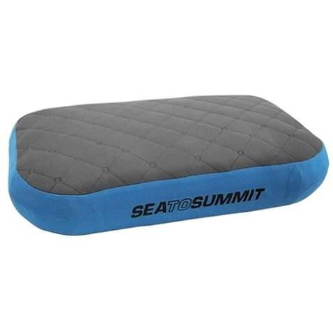 Sea to Summit Aeros Premium Pillow Deluxe blue - Vankúš