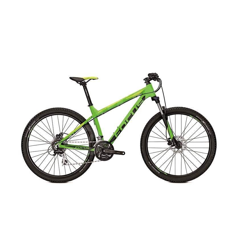 """Focus Whistler Elite 27 - Hulkgreen matt M (2016) - Horský bicykel 27,5"""""""