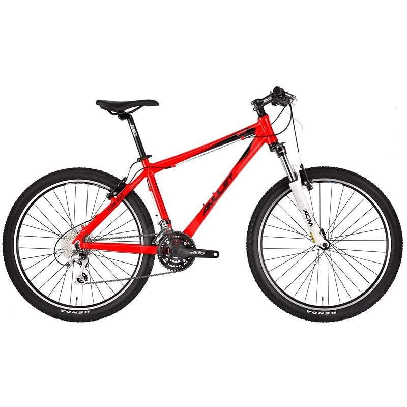 """Amulet Coder 26 červený 15"""" - Detský bicykel 26"""""""