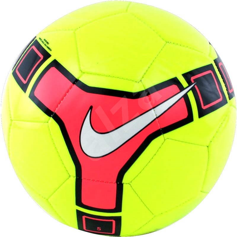 Nike Omni 5 neón - Futbalová lopta
