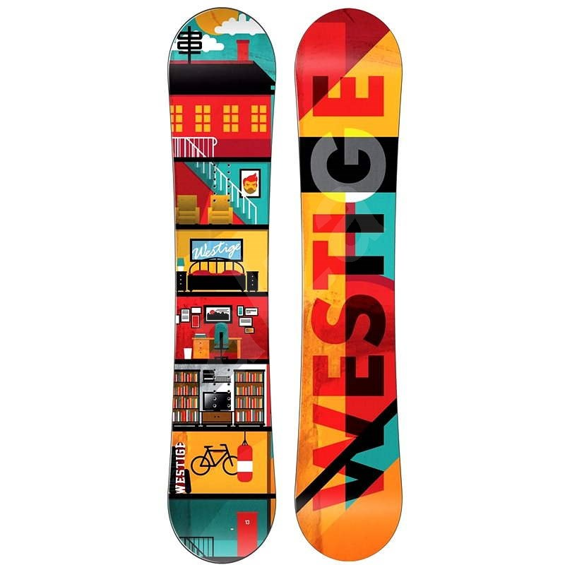Westige Flat kid 120 cm - Snowboard