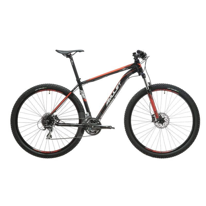 "Amulet Start 29 Black S/15"" - Horský bicykel 29"""
