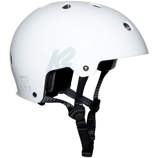 K2 Varsity Helmet white veľkosť L (59 – 61 cm) - Prilba na bicykel