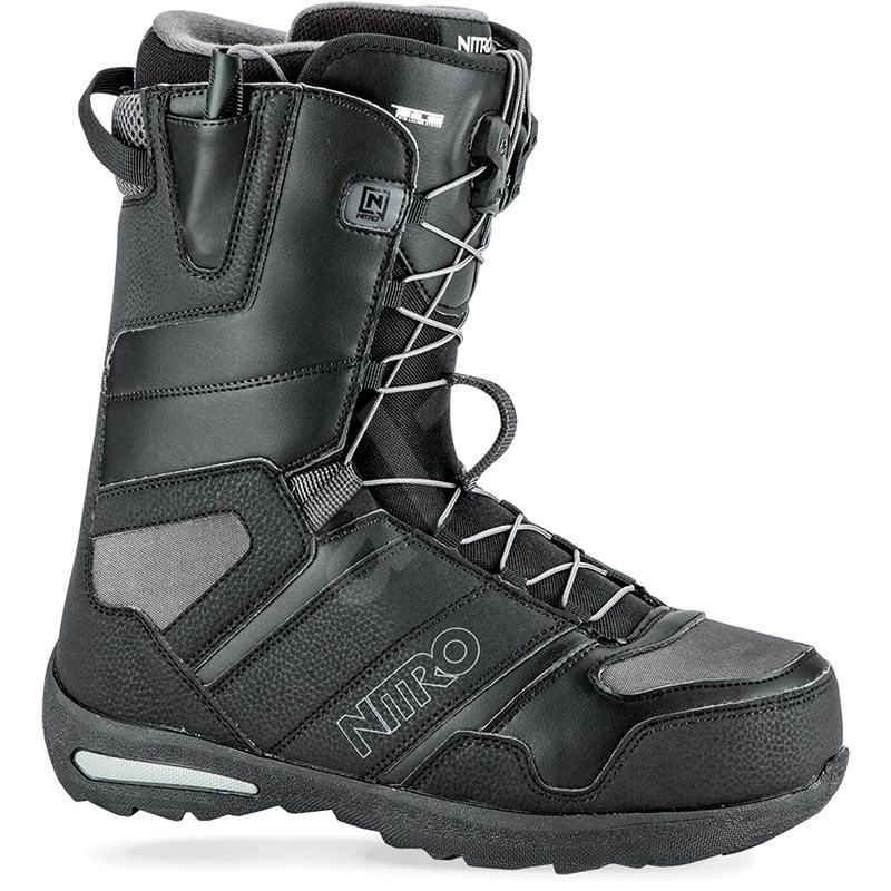 Nitro Vagabond TLS Black 270 - Topánky na snowboard