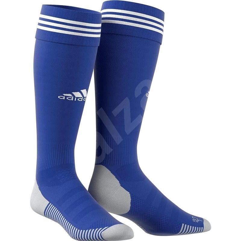 Adidas Adisock 18 modré/biele veľkosť 40 – 42 - Štucne