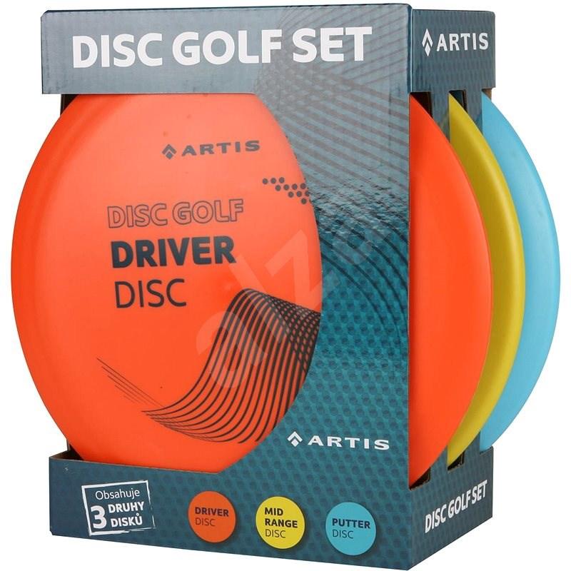 Artis Disc Golf Sada - Discgolf súprava