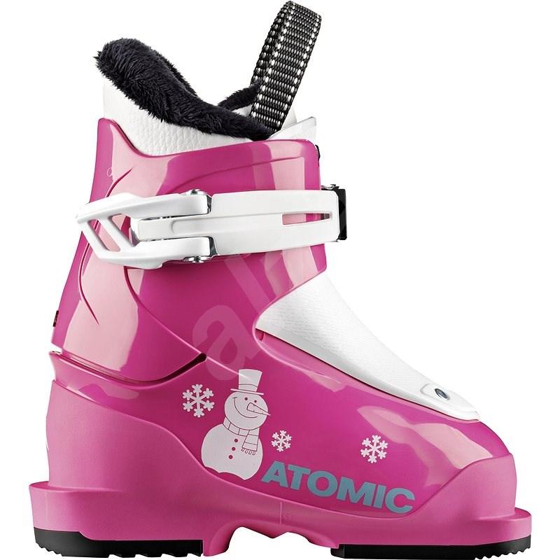 Atomic Hawx Girl 1 Pink/White veľ. 27 EU/170 mm - Lyžiarky