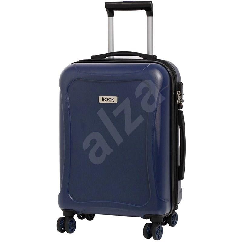 Rock Tectonic TR-0158/3-S DUR – tmavo modrá - Cestovný kufor s TSA zámkom