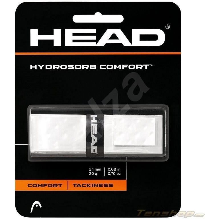 Head HydroSorb Comfort biele - Gripy na bicykel