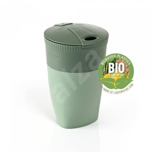Light My Fire Pack-up-Cup BIO sandygreen - Hrnček