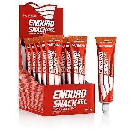 Nutrend Endurosnack Tuba, 75 g, slaný karamel - Energetický gél