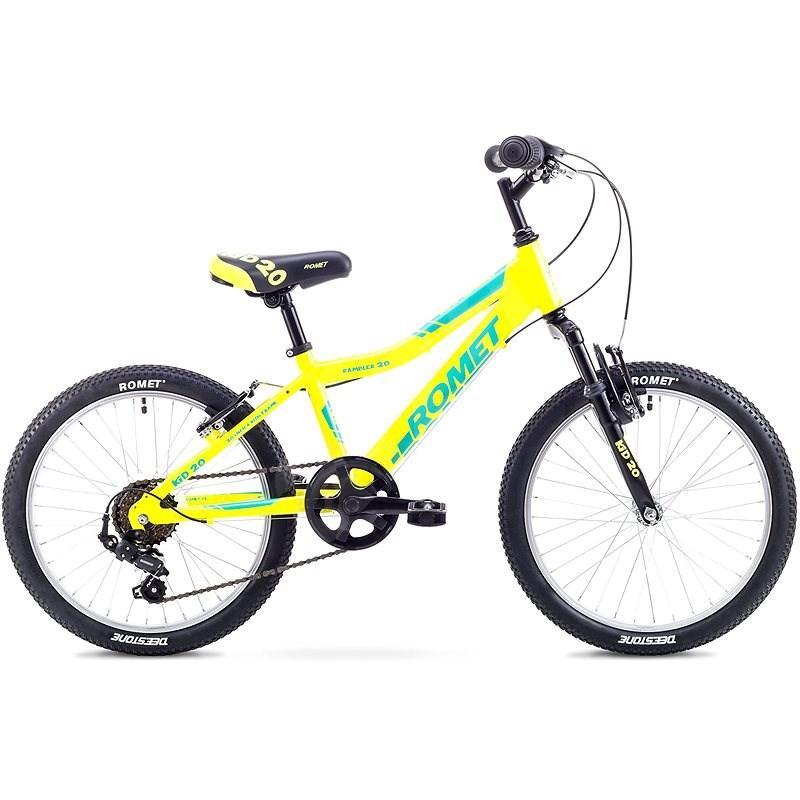 "ROMET RAMBLER KID 20 - Detský bicykel 20"""