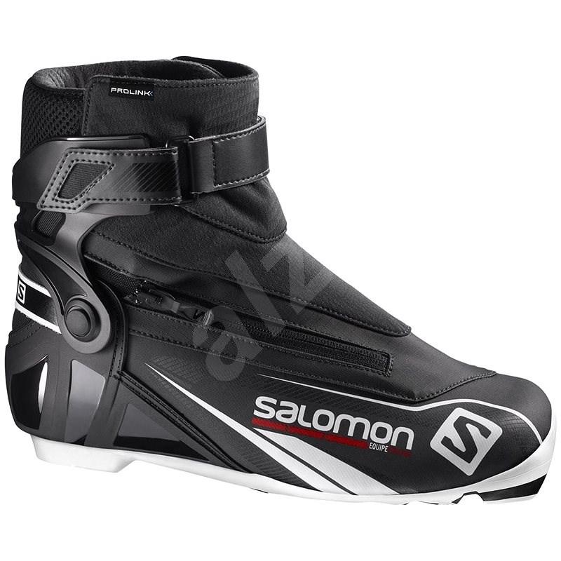 Salomon Equipe Prolink veľkosť 44,5 EU / 28,5 cm - Pánske topánky na bežky