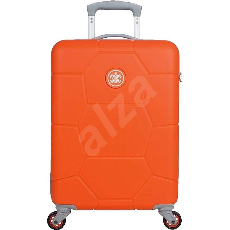 Suitsuit TR-1245/3-S ABS Caretta Popsicle Orange - Cestovný kufor