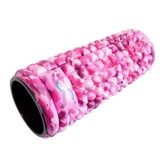 Kine-MAX Professional Massage Foam Roller – Love - Masážny valec
