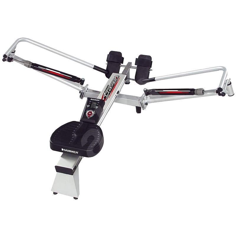 Hammer Rower Cobra - Veslársky trenažér