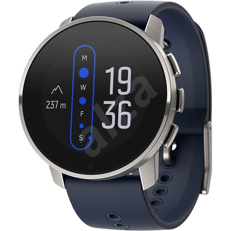 SUUNTO 9 Peak Granite Blue Titanium - Smart hodinky