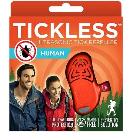 Tickless Human orange - Odpudzovač