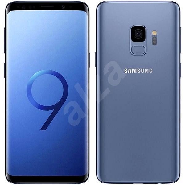 Samsung Galaxy S9 Duos modrý - Mobilný telefón