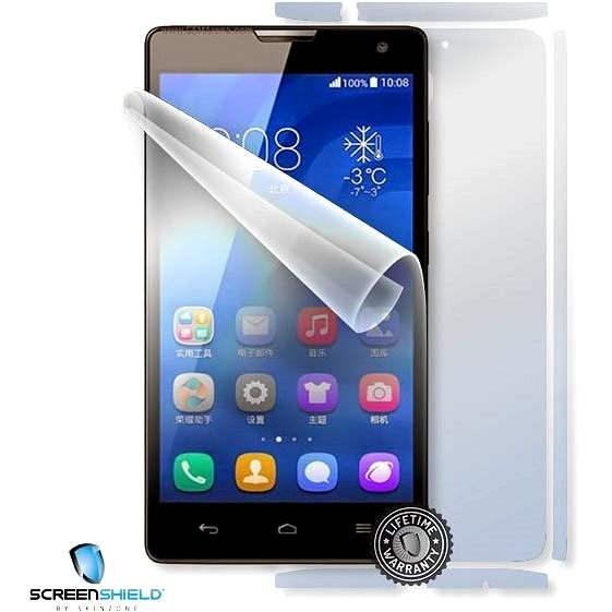 ScreenShield pre Huawei Ascend G750 na celé telo telefónu - Ochranná fólia