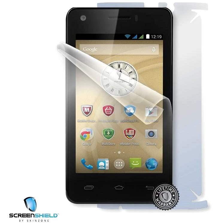 ScreenShield pre Prestigio PSP 3405 DUO na celé telo telefónu - Ochranná fólia
