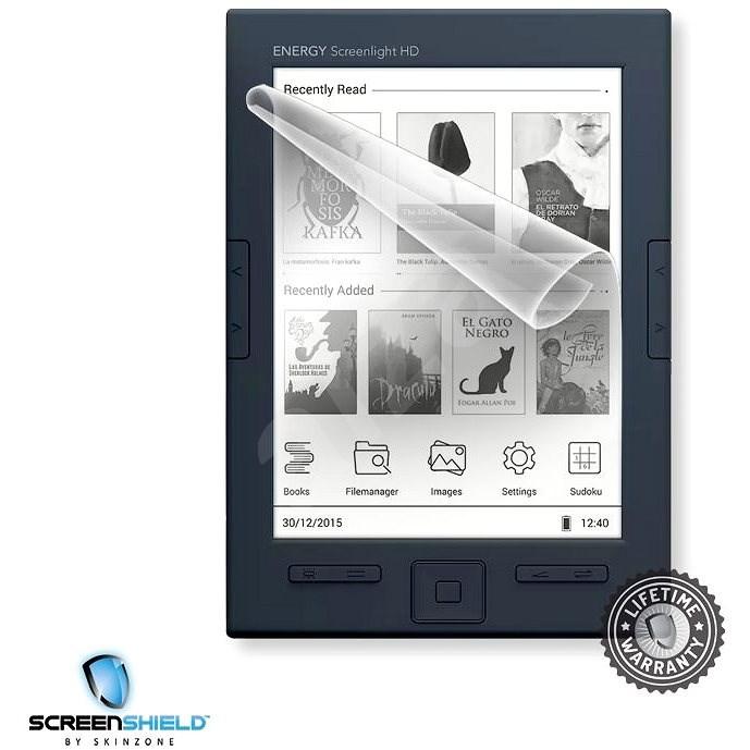 ScreenShield ENERGY SISTEM Energy Slim HD na displej - Ochranná fólia